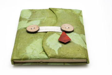 hand made notebook