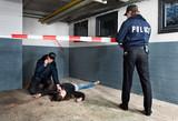 Crime Scene perimeter poster