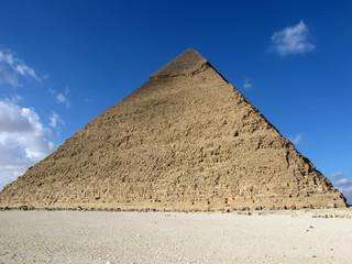 Pyramid of Khafre (Chephren), Egypt