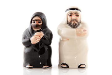 Mohammedan couple
