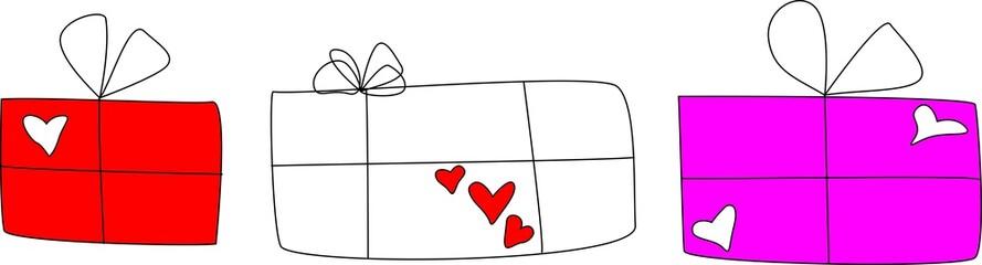 Geschenke aus Liebe