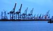 Containerhafen in Hamburg