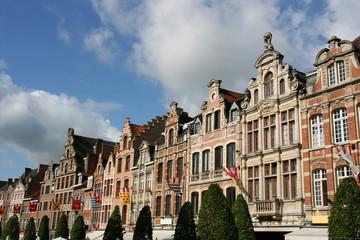 Belgium - Leuven architecture