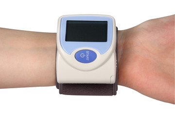 Automatic digital blood pressure