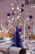 Christmas Place Setting 3