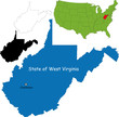 State of West Virginia, USA
