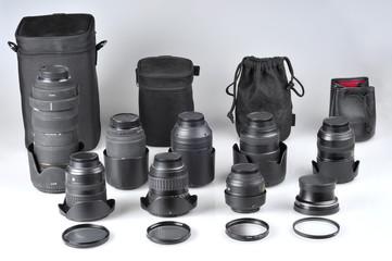 Kit fotografico