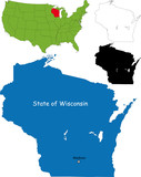 State of Wisconsin, USA