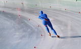 Fototapeta czynny - but - Sporty Zimowe