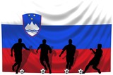 Soccer- Fussball WM Team Slowenien poster