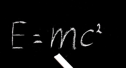 Well-known physical formula.