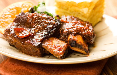 Spicy Braised Beef Ribs