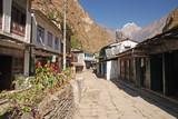 Annapurna Village poster