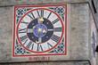 Bressanone, orologio del campanile