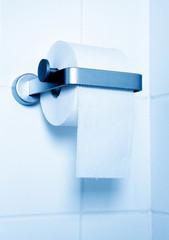 Klorolle-Toilettenpapier