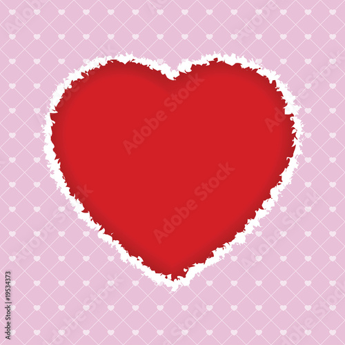 Valentine's Day heart