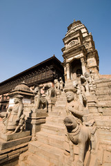 Bhaktapur,ancient city of Kathmandu,Nepal