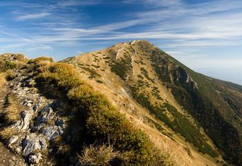 Autumn in Mala Fatra mountains, Slovakia