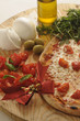 Pizza margherita - Cucina italiana