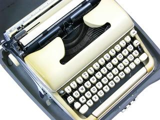 Schreibmaschine - mechanisch