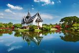 Fototapety Sanphet Prasat Palace, Thailand