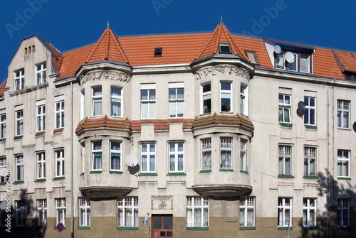 altes jugendstilhaus