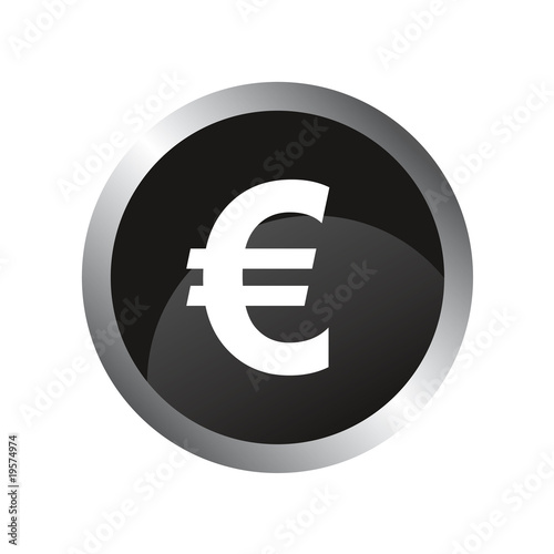 Picto argent euro - Money Icon