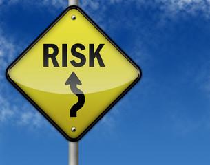 "Traffic Sign ""Risk"""