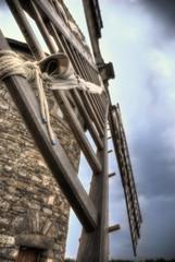 Moulin à vent de Bretagne