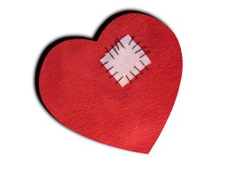 Broken heart mended