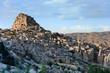 Volcanic landscape of Uchisar - Cappadocia