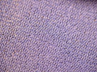 blue textile macro
