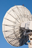 Telecommunications Satellite Dish poster