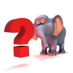 Elephant question