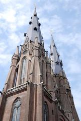 Katharinenkirche Eindhoven Towers