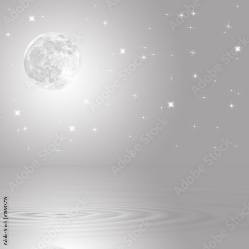 Moon and Star Beauty