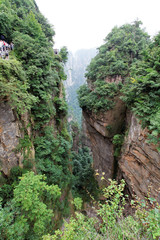 ZhangJiaJie a national park in China