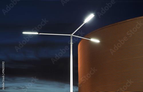 Street lights - 19635592