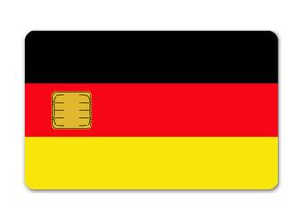 Scheckkarte Deutschland
