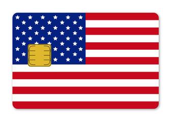 Kreditkarte USA