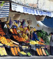 fruits et légumes...étalage