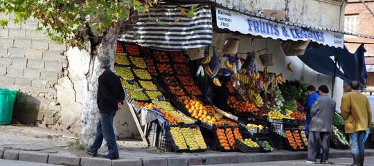 commerce...fruits et légumes