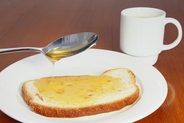 Honig-Brot