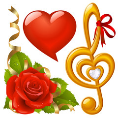 Valentine's Day set 2