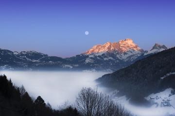 Montagne Alpes Suisse