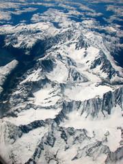 Chaine du Mont Blanc