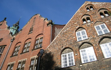 immeubles à lubeck