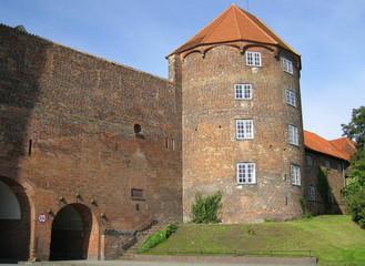 mur d'enceinte de Lübeck