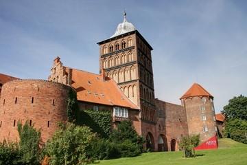 fortification des portes de Lübeck