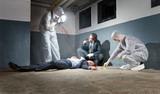 Crime Scene Investigation poster